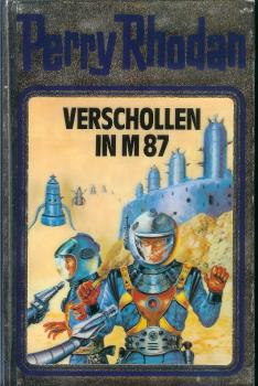 Perry Rhodan Silberband SB Band 38 - verschollen in M 87