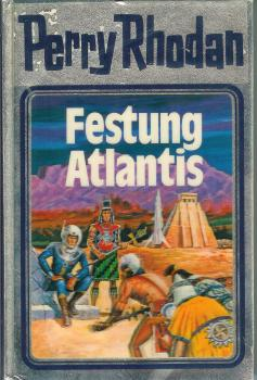 Perry Rhodan Silberband SB Band 8 - Festung Atlantis